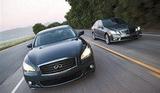 SUV/大型车 英菲尼迪与奔驰建全新平台