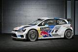 将升级发动机 大众POLO WRC细节有变化