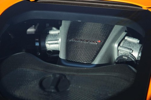 法拉利的新对手 迈凯轮推MP4-12C增强版