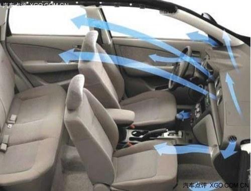 新车车内空气如何清新