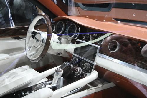 或采用插电式混合动力 宾利SUV最新消息0 宾利 汽车点评网