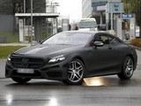 增9速变速器 奔驰全新S级Coupe三月首发