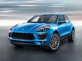 搭载增压引擎 保时捷中型SUV将4月首发