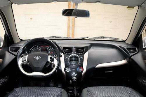 或上半年发布 夏利新款N7申报图曝光全文 一汽 58车高清图片