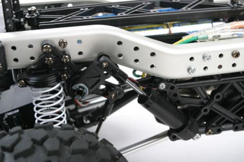 钢管攀爬车结构图