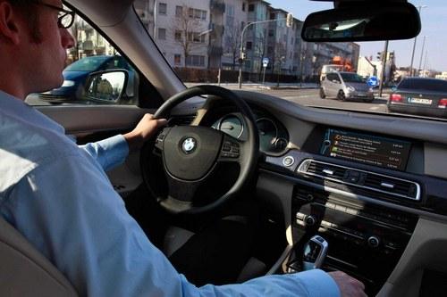 车载广告发布器 宝马将推定位广告服务