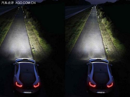 或下半年量产 宝马i8将率先配激光大灯