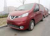 郑州日产新款NV200将于2月26日上市