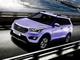 实现全级别覆盖 北京现代推小型SUV车型