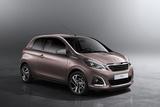 将于日内瓦车展首发 标致全新108微型车