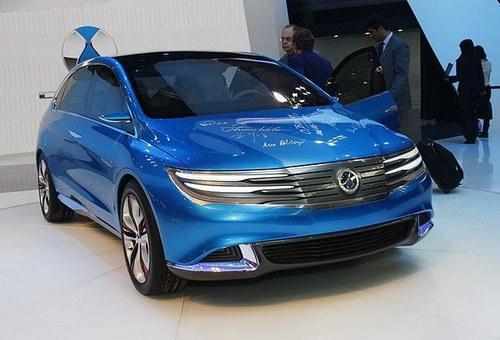 腾势量产车于4月首发