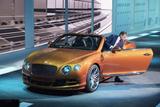 2014日内瓦车展 宾利新款欧陆GT极速版