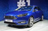 2014日内瓦车展 新款福特福克斯亮相