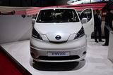 2014日内瓦车展 日产e-NV200车型亮相