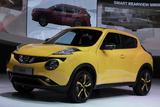 2014日内瓦车展 日产新款Juke正式亮相