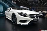 2014日内瓦车展 奔驰新S级Coupe量产版