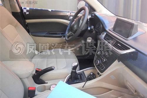 或4月发布 长安悦翔有望新增1.5T版车型