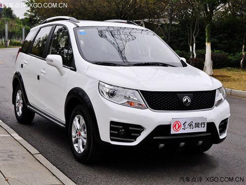 东风景逸x3车型高清图片