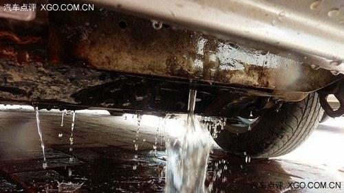 汽车保养手册 汽车水箱的日常保养