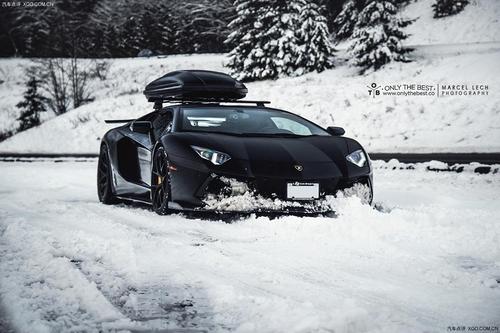 滑雪专用 SR Auto改兰博基尼Aventador