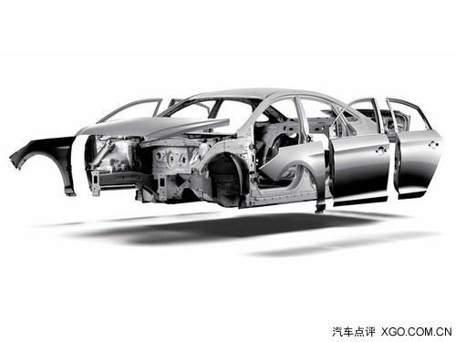 【新车】纽约车展亮相 现代新款索纳塔官图发布
