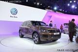 售136.48万元 大众途锐4.2L V8车型上市