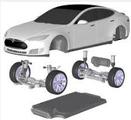 为避免自燃 特斯拉Model S装钛合金底盘
