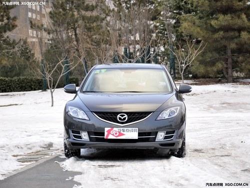 Mazda6阿特兹正式下线 车型历史回顾