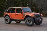 越野利器!Jeep发布多款牧马人概念车
