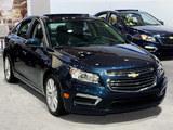 2014纽约车展 新款科鲁兹外观小改