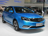 2014北京车展 吉利帝豪新款EC7-RV亮相