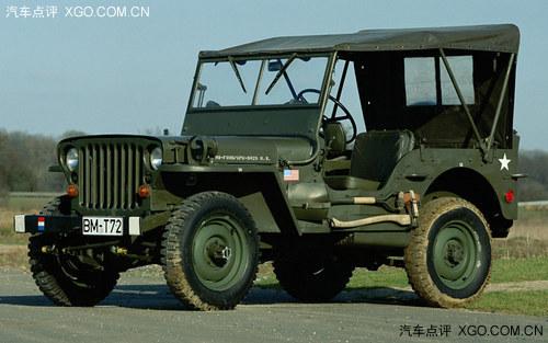 游走现实之上的梦想 Jeep入华30年回顾