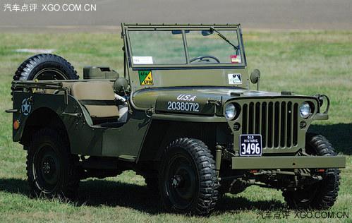 游走在现实上的梦想 Jeep入华30年回顾