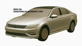 有望11月份发布 大众NMC轿车量产版曝光