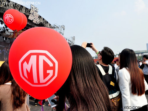 MG5极速音乐节 杨宗纬陶喆再掀音乐狂潮