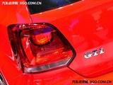 巴黎车展亮相 大众推新款POLO GTI车型