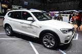新增后驱车型 宝马改款X3将5月底上市