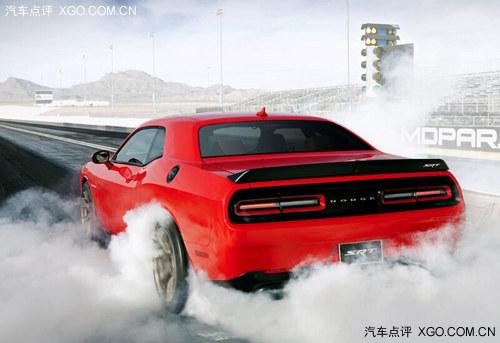 道奇Challenger SRT Hellcat
