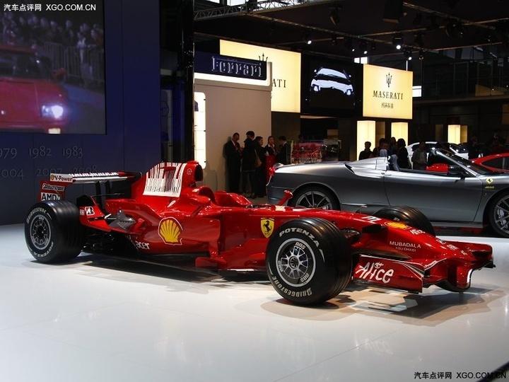 法拉利f1高清图片