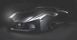 日产GT6概念车出炉 或影响新一代GT-R