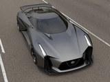 日产全新跑车官图 或为下代GT-R雏形