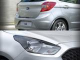 福特全新Ka官方图片发布 8月巴西上市