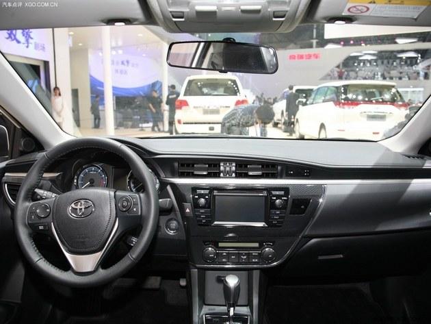 一汽丰田全新卡罗拉正式上市 售XX-XX万