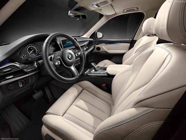 量产宝马X5 eDrive或10月巴黎车展发布