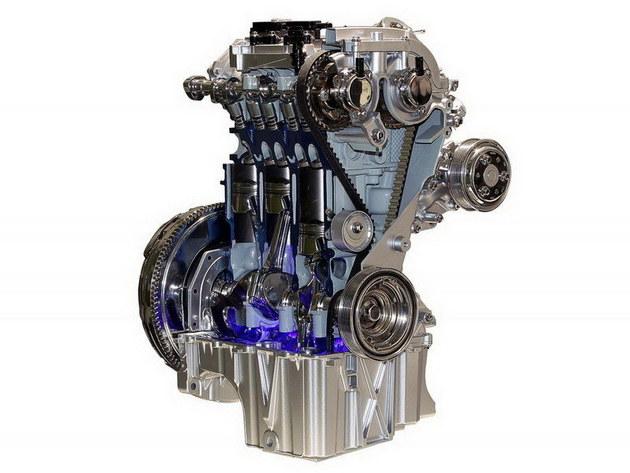 福特1.0T夺魁 2014国际发动机大奖揭晓高清图片