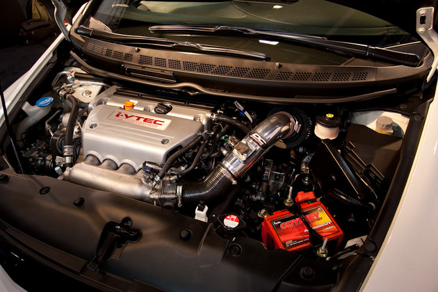 0l的k20z3发动机比上一代动力更强(200马力)图片