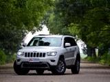 野性难以掩饰 试驾Jeep大切诺基柴油版