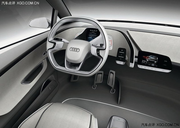 奥迪电动车新消息曝光 将推A2/Q6电动版