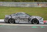 福特全新野马GT350 9月亮相/明年上市