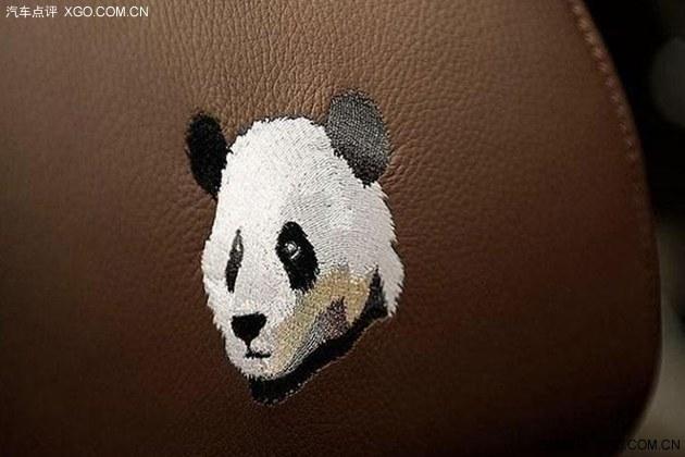 古思特II将推熊猫限量版 成都车展发布